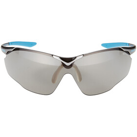 Alpina Splinter Shield VL Brille, titan-cyan